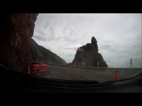 Reopening of State Highway 1 north of Kaikoura