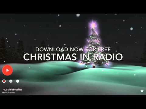 Christmas In Radio + Xmas Tree