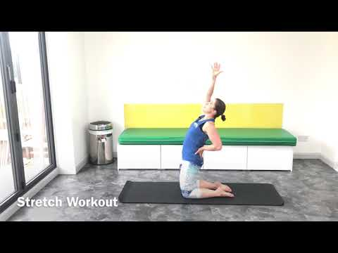 Supple & stretch Routine