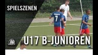 Niendorfer TSV U17 - Hamburger SV U16 (23. Spieltag, B-Junioren Regionalliga Nord)