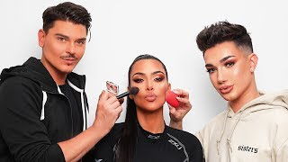 Beauty Battle ft. Kim Kardashian & Makeu...