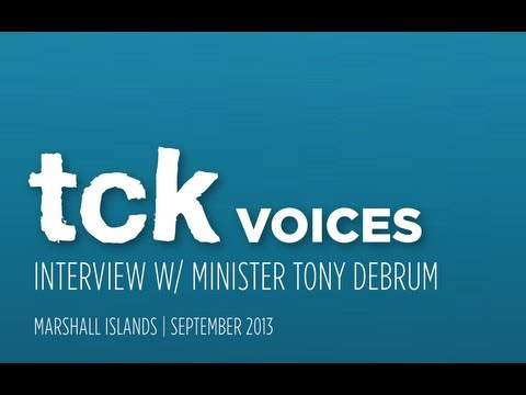 TCK Voices: Interview with Marshall Islands Minister, Tony DeBrum