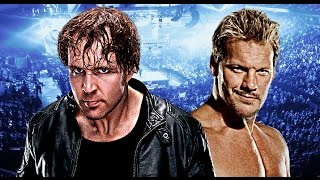Dean Ambrose  vs Chris Jericho Wrestlemania 32 Promo HD