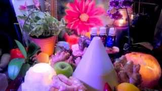 Frankincense Stimulates Apoptosis (Cancerous Cell Death) Pt 2w/Anti-Aging! Essential Oil Video