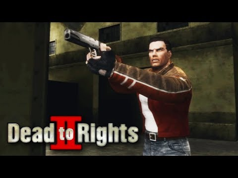 Dead to Rights 2 - Mission #6 - The Harbor