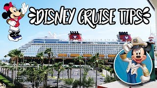 Top 18 Disney Cruise Tips YOU NEED To Know for 2018   ChynnaRaymundoTV