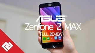 Asus Zenfone Max 2016 Review: Specs, Price and What's New