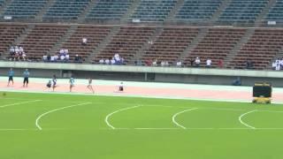 2015年度兵庫ユース 男子1年5000m決勝