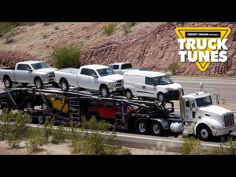 Kids Truck Video - Car Carrier