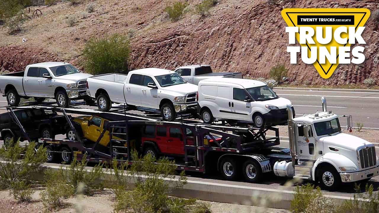 Kids Truck Video Car Carrier Youtube