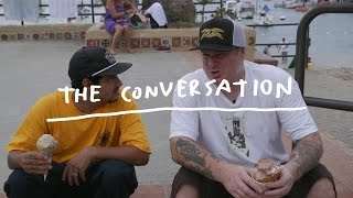 The Conversation / Robbie Russo & Jeff Grosso Mp3
