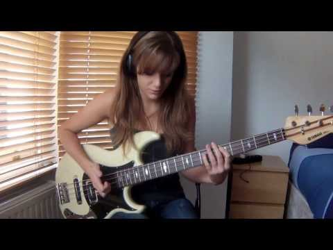 Patrice Rushen - Forget Me Nots [Bass Cover]