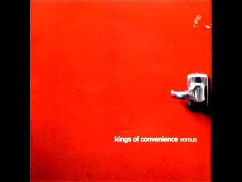 Kings Of Convenience:  Gold for the Price of Silver (Erot vs Kings Of Convenience)