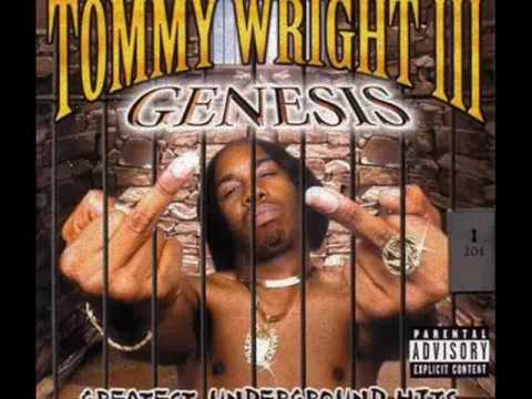 Tommy Wright III - Goin' Undercover