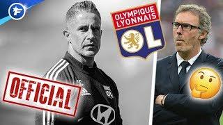 OFFICIEL : l'OL écarte Sylvinho et veut rencontrer Laurent Blanc | Revue de presse