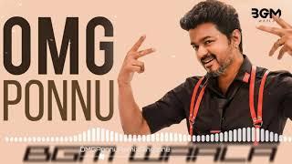 Sarkar - OMG Ponnu Remix    Ringtone    BGM (Free download link)