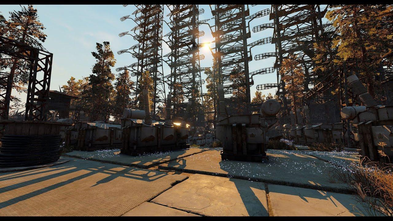 """Новая локация РЛС """"Дуга"""" в Survarium! Играйте бесплатно!"""