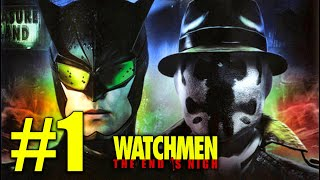 Watchmen - The End is Nigh (PC) walkthrough part 1