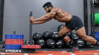 Pro NFL Football & Rugby Training | EXPLOSIVE, STRENGTH AND CONDITIONING WORKOUT