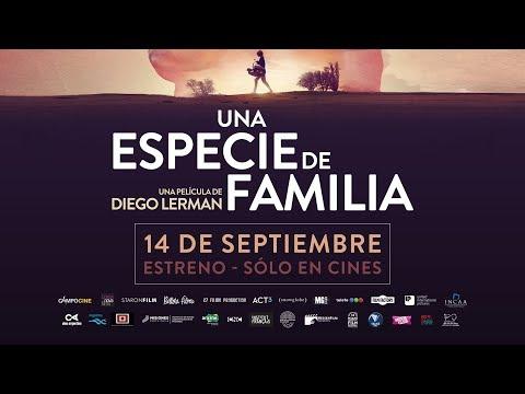 UNA ESPECIE DE FAMILIA - Trailer Oficial