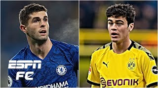 Christian Pulisic Or Gio Reyna: Who Will Have The More Successful Career? | Extra Time
