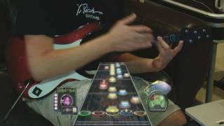Hardest Guitar Hero solo 100% Fc