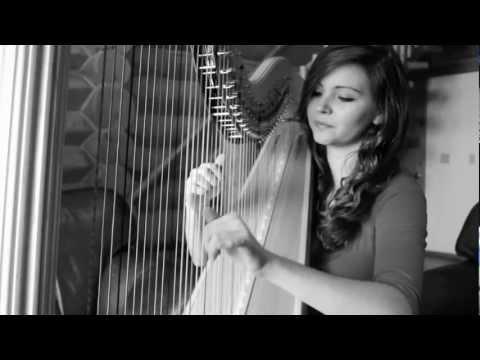 Harp Music- Silent Night