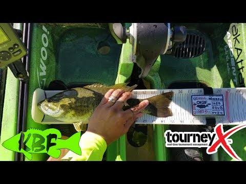 KBF / TourneyX, How To Measure Your Catch