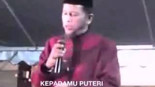 Ustaz Radzi Melissa - Cinta Untuk Nabila (Live)