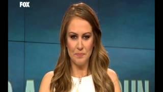 FOX TV Spikeri Nazlı Tolga Son Yayınına Gözyaşlarıyla Veda Etti!