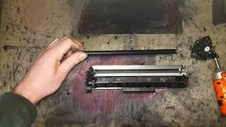 Заправка картриджа HP CF218A, 18A
