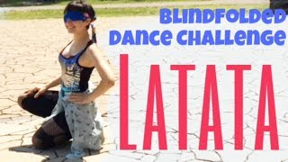 Latata (G)I-dle Blindfolded Dance Challenge!