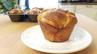 БУЛОЧКИ С КОРИЦЕЙ просто созданы для завтрака. Обязательно испеките и насладитесь/ Рецепты Джулии