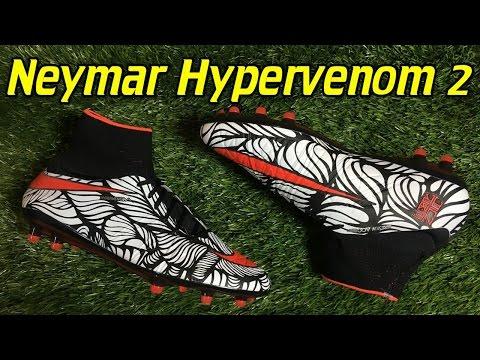 ddd3d10596c7 Neymar Nike Hypervenom Phantom 2