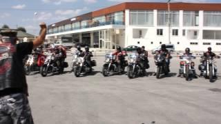 Turk Chopper- Kortej Öncesi Motor Senfonisi- 30 Ağustos Zafer Bayramı Dumlupınar- Kütahya