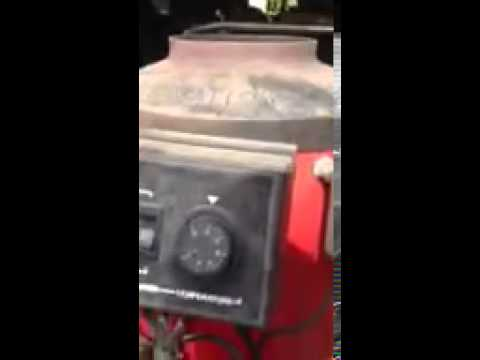 Hotsy hot water power washer 4 sale