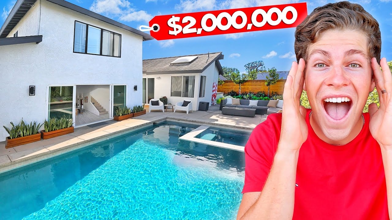 Download MY NEW HOUSE TOUR!!