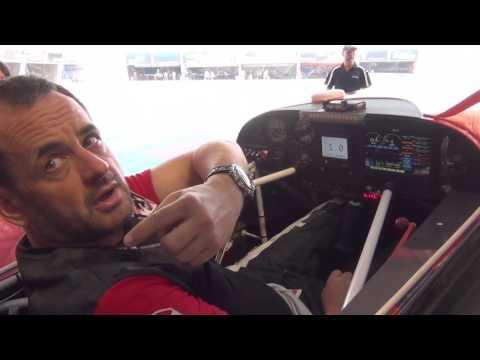 Peter Podlunšek Edge 540 V2 cockpit introduction