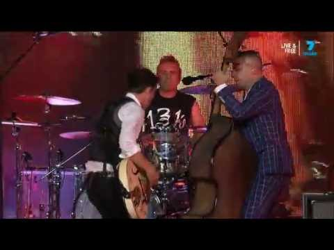 The Living End (Live, Virgin Australia Premiership Party 2016)