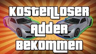 GTA 5 Online: ADDER KOSTENLOS BEKOMMEN | ADDER FOR FREE | Deutsch .1
