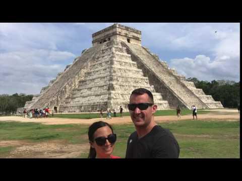 Cancun Trip June 2017 4k