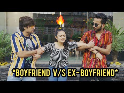 Boyfriend Vs Ex Boyfriend - | Elvish Yadav |