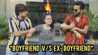 Boyfriend Vs Ex Boyfriend - | Elvish Yadav |