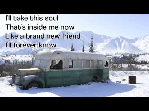 Eddie Vedder - Long Nights w/lyrics (Into The Wild)