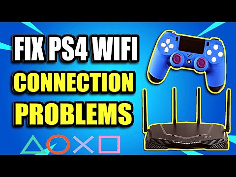 FIX PS4 not connecting to WIFI and Network Issues | (6 Steps and More!)