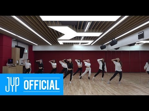 TWICE FANCY Dance Practice Video