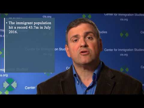 """""""Video Immigration Brief"""": Immigrant Population Size Matters"""
