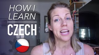 CZECH LANGUAGE | How I learn Czech