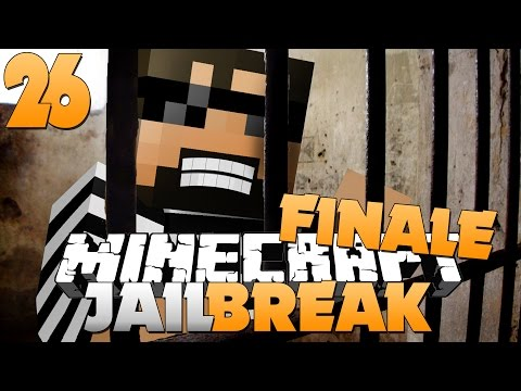 Minecraft SCHOOL JAIL BREAK | SEASON FINALE [26]