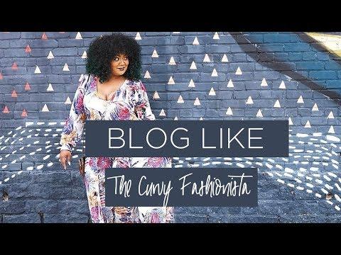 How To Blog Like... Marie Denee Of The Curvy Fashionista